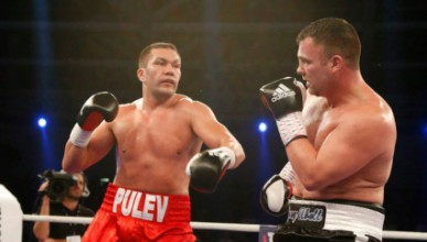 Пулев ще излиза срещу Кличко