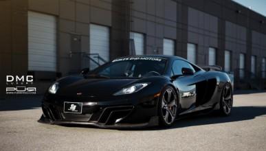 McLaren със специален тунинг от DMC