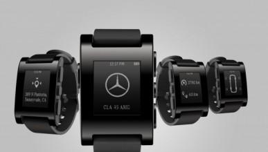 Умен часовник в комбина с Mercedes-Benz