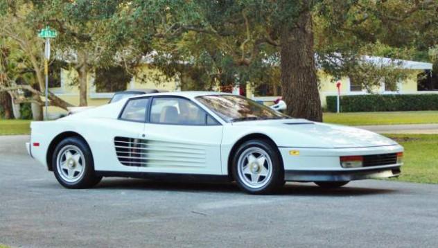 Ferrari Testerosa от Маями Вайс за продан