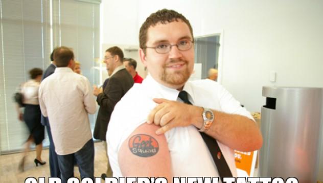 Какво да не си татуирате