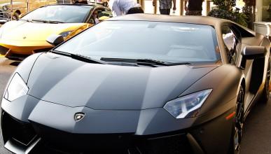 Луксозните коли на англичаните