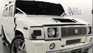 Леброн продава Hummer-a