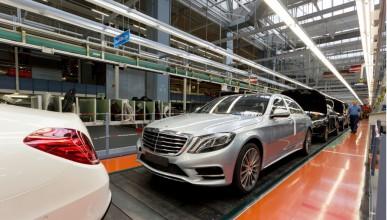 Mercedes-Benz с рекордна година