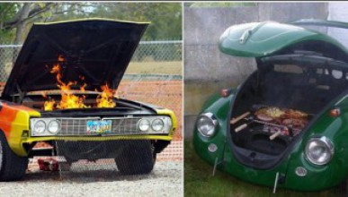 В какво може да се превърне старият автомобил