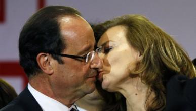 Френският президент: Кръшках
