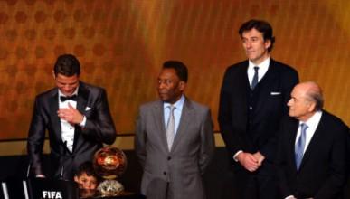 Роналдо взе Златната топка