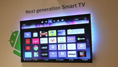 Philips пуска първите телевизори с Android