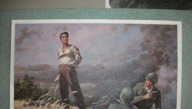 Искаш ли да видиш как е изглеждала Корейската война