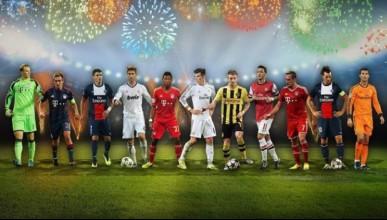 Перфектният отбор на УЕФА