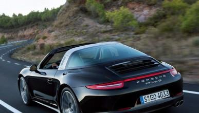 Най-красивият модел на Porsche