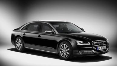 Audi пуска бронирана лимузина