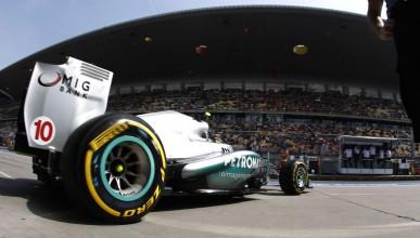 Mercedes AMG Petronas представиха своя нов двигател