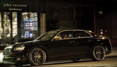Chrysler с дизайн от Converse