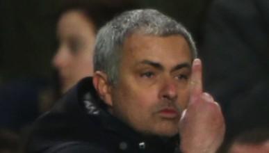 Моуриньо не търси равен с Манчестър Сити