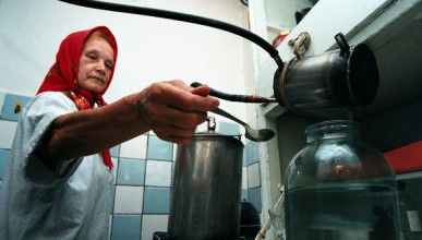 Руснаците се отказват от водката