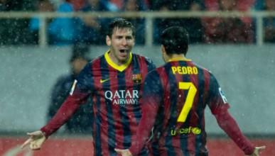 Барселона повежда в Примера