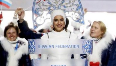 Някои красиви руски жени