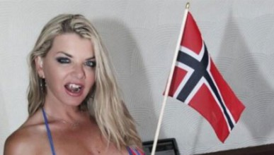 Норвежците със специален талисман!