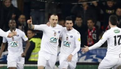 Бербатов с първи гол за Монако