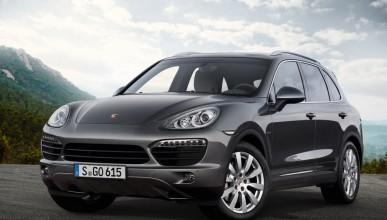 Porsche Cayenne задържа крадец