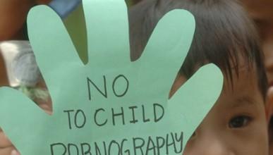 Наказаха малолетна за разпространение на детско порно