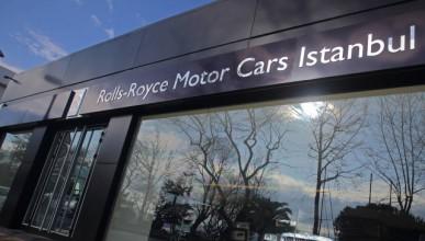 Rolls-Royce отвори врати в Истанбул