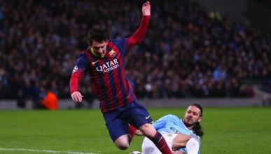Барселона пребори Манчестър Сити