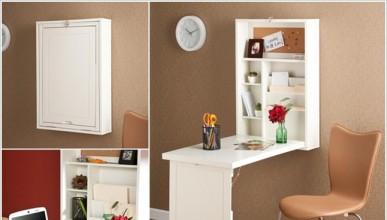 5 сгъваеми мебели за малки апартаменти