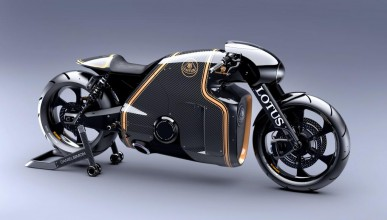 Lotus с първи мотор
