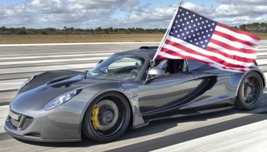 Hennesey Venom GT постави рекорда за скорост