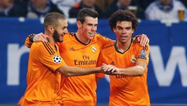 Реал Мадрид наказа Шалке 04