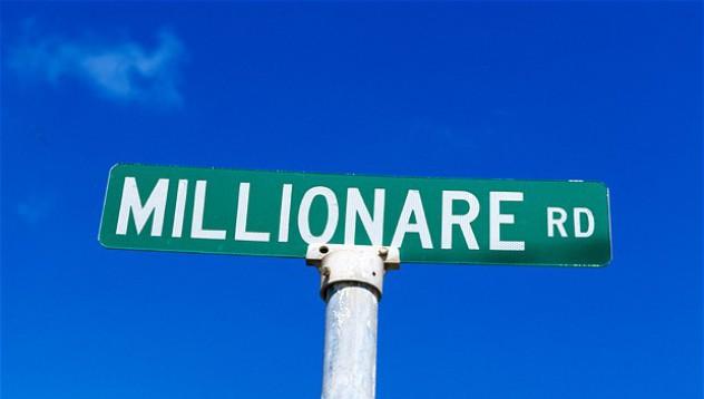 Шест мита за милионерите