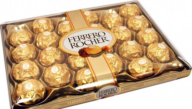 Ferrero Rocher с рекорден размер