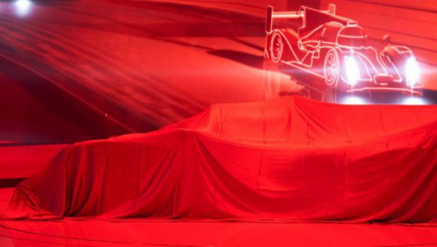 Audi R18 e-Tron Quattro за Льо Ман