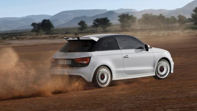 Audi работи върху RS1