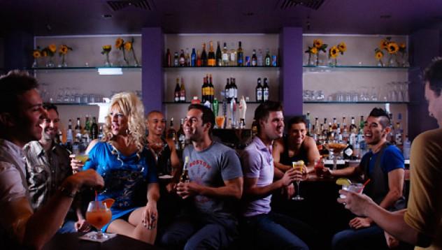 Какво да гледаш в жените на бара