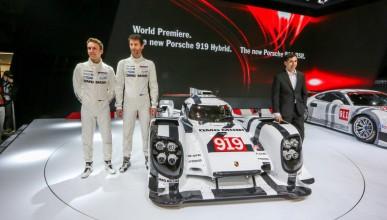 Porsche представи състезателя си за Льо Ман