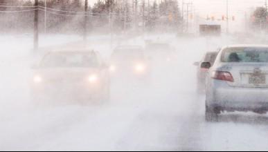 Закономерните събития, когато падне сняг