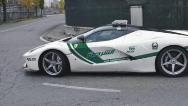 Дубайската полиция се сдоби с LaFerrari