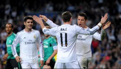 Реал Мадрид продължи гаврата с Шалке 04