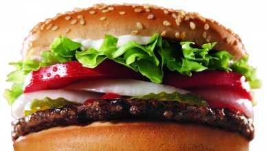 Най-скъпият бургер