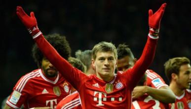 Байерн защити титлата в Бундеслигата