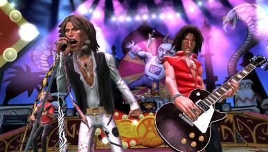 Aerosmith печелят повече пари от видео игра