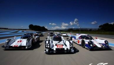 Porsche с най-добро време на тестовете