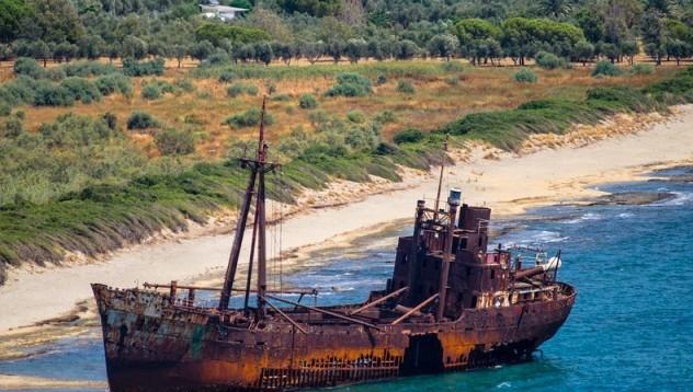 Корабокрушенията, които можеш да видиш и до днес