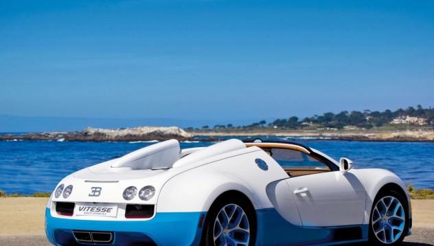 Мексиканец строи реплика на Bugatti