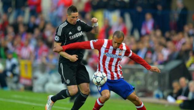 Атлетико Мадрид издържа атаката на Челси