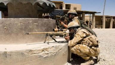 Снайперист уби шест души с един изстрел