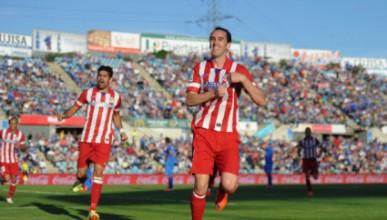Атлетико Мадрид продължава напред